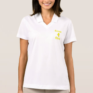 Soccer Chick Polo Shirt