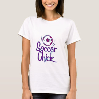 Soccer Chick - When the boys tell me... T-Shirt