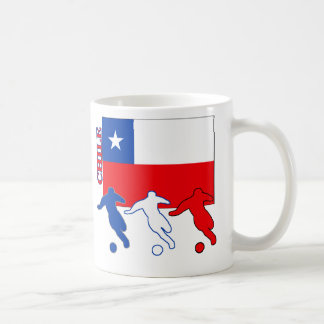 Soccer Chile Coffee Mug