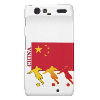 Soccer China Motorola Droid RAZR Case