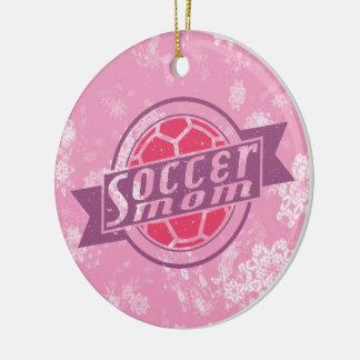 Soccer Christmas Ornament, Soccer Mom