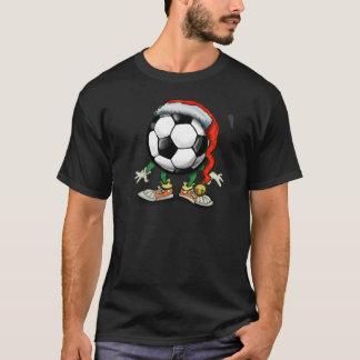 Soccer Christmas T-Shirt