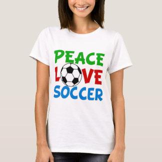 Soccer Christmas Womens T-Shirt