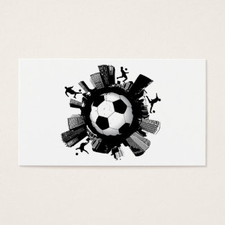 Soccer City Business Card