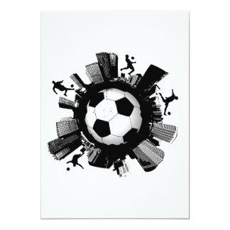 Soccer City Card