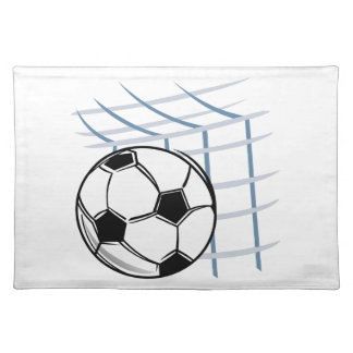 Soccer Cloth Placemat