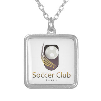'Soccer Club' Necklace