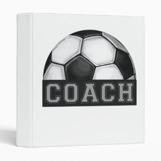 Soccer Coach Binder