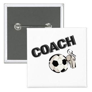 Soccer Coach Buttons