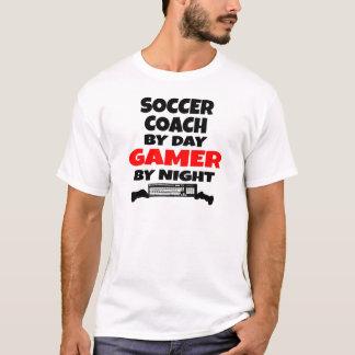 Soccer Coach Gamer T-Shirt