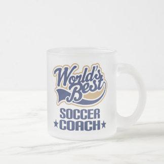Soccer Coach Gift Coffee Mugs