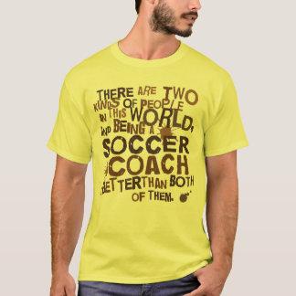 Soccer Coach Gift T-Shirt