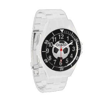 SOCCER Coach Gifts under 100 Wristwatch