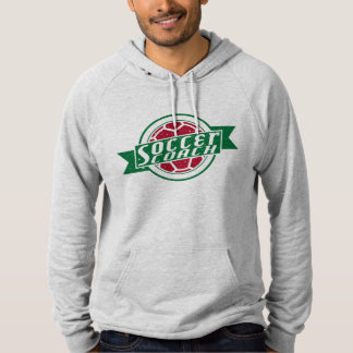 Soccer Coach Hooded Tops