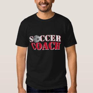Soccer Coach (red) T-shirt