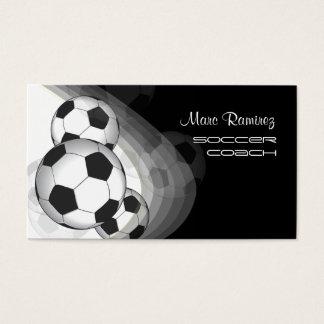 Soccer coach/soccer moms calling cards