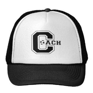 Soccer Coach Trucker Hat