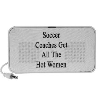 Soccer Coaches Get All The Hot Women Mp3 Speaker