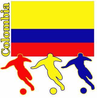 Soccer Colombia Statuette