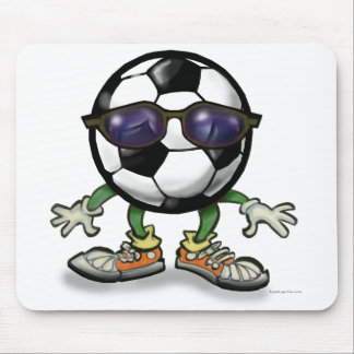 Soccer Cool Mouse Pad