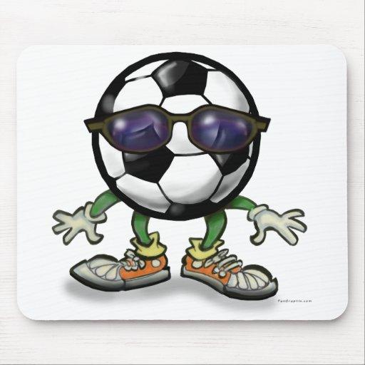 soccer cool mouse pad zazzle. Black Bedroom Furniture Sets. Home Design Ideas