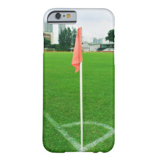 Soccer Corner Flag Barely There iPhone 6 Case