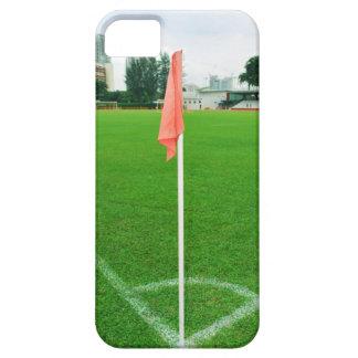 Soccer Corner Flag iPhone SE/5/5s Case