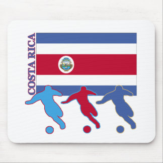 Soccer Costa Rica Mouse Pads