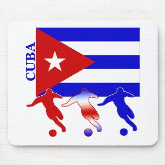 Soccer Cuba Mouse Pad