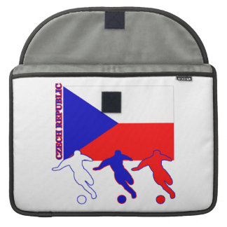 Soccer Czech Republic MacBook Pro Sleeve