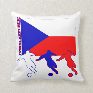 Soccer Czech Republic Pillow