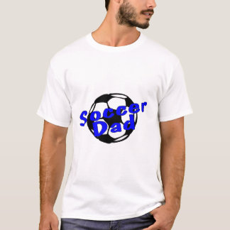 Soccer Dad (Blue) T-Shirt