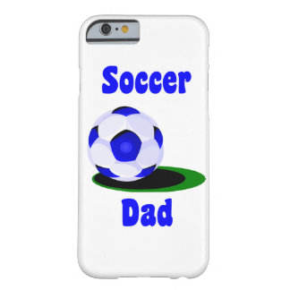 Soccer Dad iPhone 6 Case