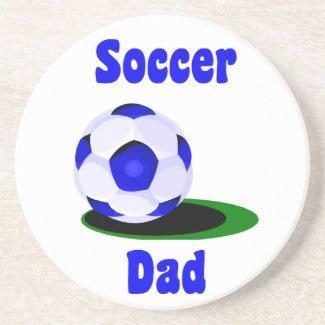 Soccer Dad Coaster coaster