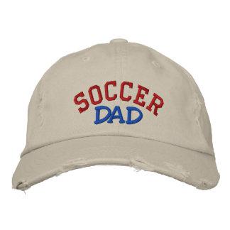 SOCCER, Dad - Customized - Customized Cap