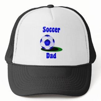 Soccer Dad Hat hat