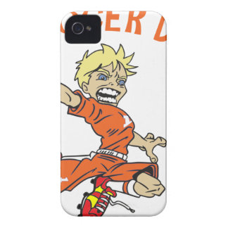 SOCCER DAD iPhone 4 CASE
