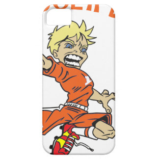 SOCCER DAD iPhone SE/5/5s CASE