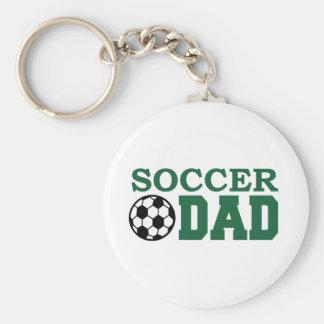 Soccer Dad Keychain