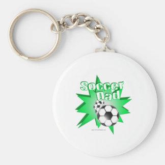 Soccer Dad Key Chain