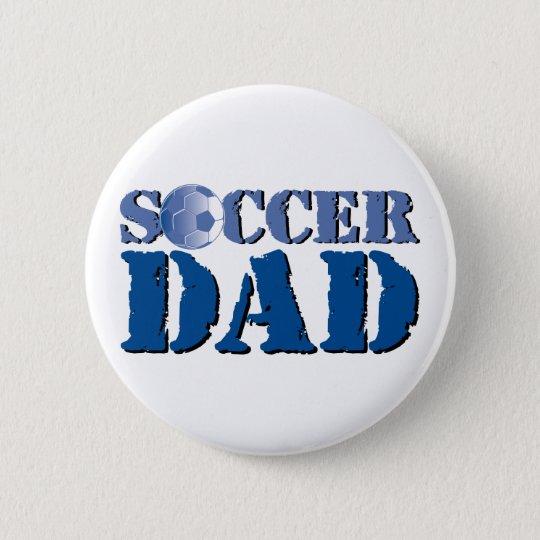 Soccer Dad Pinback Button