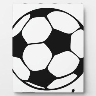 soccer dad plaque