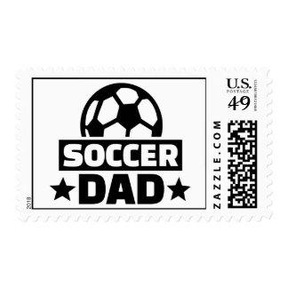 Soccer dad postage