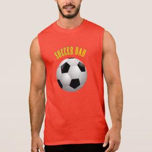 Soccer Dad Sleeveless Shirt