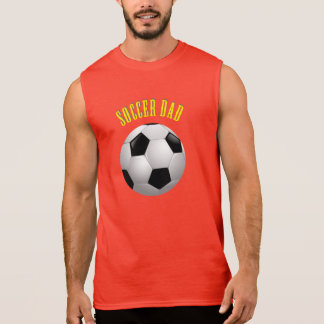 Soccer Dad Sleeveless Shirt
