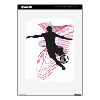 Soccer Decals For iPad 3
