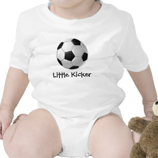 Soccer Design Customizable Baby Clothing Tshirt