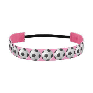 Soccer Design Headband