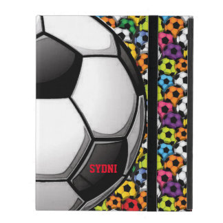 Soccer Design iPad 2/3/4 Case