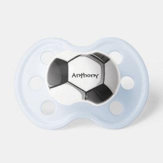 Soccer Design Pacifier BooginHead Pacifier